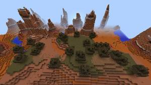 The Best Minecraft Seeds of 2017 - Minecraft