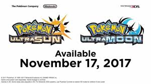 Pokemon Ultra Sun & Ultra Moon Announced!!!