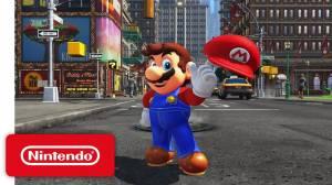 Mario coming to Switch very soon - Nintendo E3