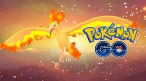 Legendary Bird Moltres Comes To Pokemon GO