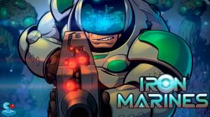 Iron Marines Walkthrough and Tips