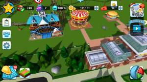 How can I get More Coins? - RollerCoaster Tycoon Touch