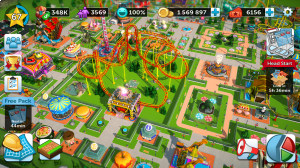 How do you get More Tickets? - RollerCoaster Tycoon Touch