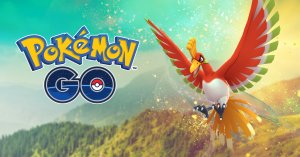 Ho-Oh Comes To Pokemon GO