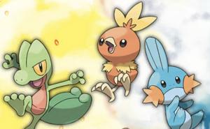 Hoenn Generation Arrives In Pokemon GO