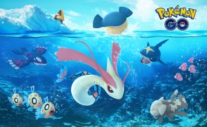 Pokemon GO 2017 Holiday Event Now Live
