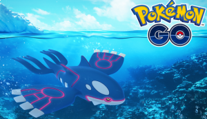 Legendary Kyogre Can Now Be Found As Raid Boss In Pokemon GO