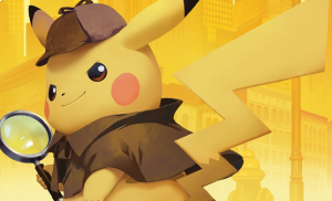 Detective Pikachu Being Released Worldwide On March 23, 2018