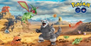 Next Group of Hoenn Pokemon, Including The Likes of Flygon & Aggron, Can Now Be Found In Pokemon GO