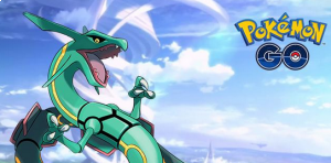 Hoenn Legend Rayquaza Arrives As Newest Raid Boss In Pokemon GO