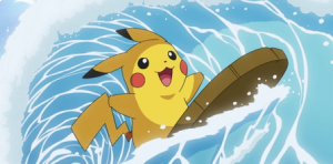 How To Obtain Surfing Pikachu In Pokemon USUM