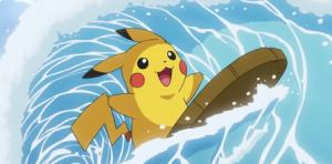 How To Obtain Surfing Pikachu In Pokemon USUM