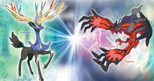 Yveltal & Xerneas Legendary Events Now Live