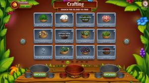 Crafting Combinations - Virtual Villagers Origins 2