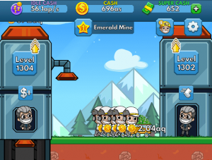 How to get Boosts - Idle Miner Tycoon