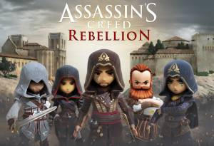 Assassin's Creed Rebellion cheats, tips, strategy