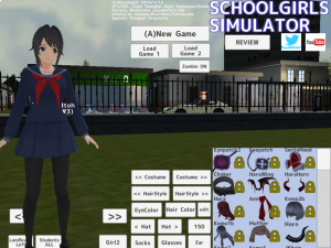 School Girls Simulator cheats, tips, strategy Updated