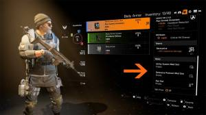 How to get Mods - The Division 2