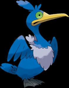 New Pelican Pokemon Revealed For Sword & Shield