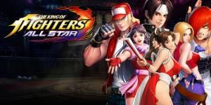 Tier List King Of Fighters Allstar