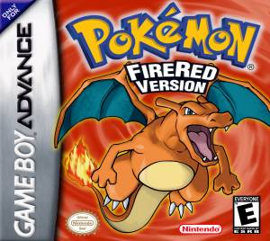 Pokemon FireRed Walkthrough Guide