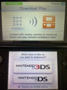 how to put ds roms on 3ds