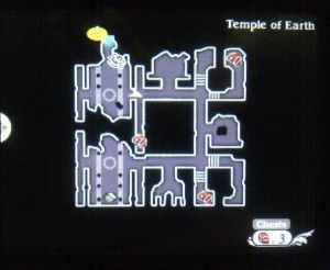 Temple of Earth - Bravely Default