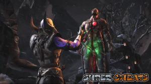 Quan Chi (F) - Mortal Kombat X
