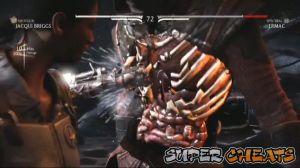 Jacqui Briggs Chest Kavity Mortal Kombat X