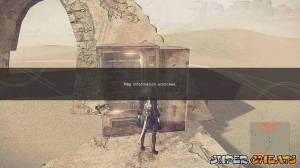 nier automata how to get to forest zone