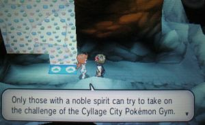 pokemon x how to get cyllage city