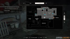 4 Processing Area Incinerator Room Puzzle Scorpion Key