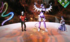 Hunter Tournament Finals - Shin Megami Tensei IV
