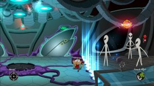 Alien Abduction - South Park: The Stick of Truth