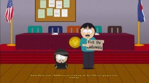 nonconformist south park the stick of truth