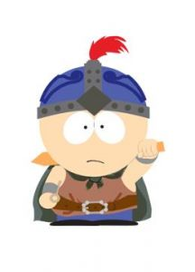 (Warrior) Stan - South Park: The Stick of Truth