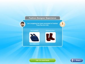 Fashion Designer Adults The Sims Freeplay