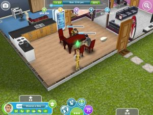 Playing Your First Sim The Sims Freeplay
