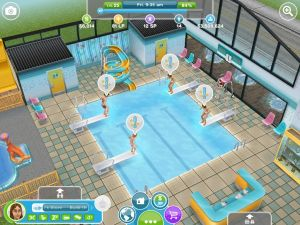 Diving Preteens Teens Adults The Sims Freeplay