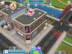 The Salon - The Sims FreePlay