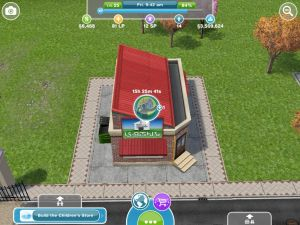 Real Estate Agency - The Sims FreePlay