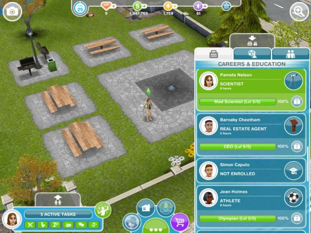 Extreme Home Takeover - The Sims FreePlay