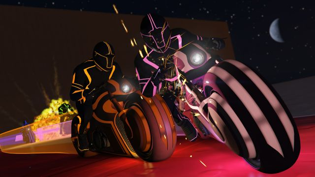 GTA V Update - New DEADLINE Mode and Shotaro Bike and more in GTA Online