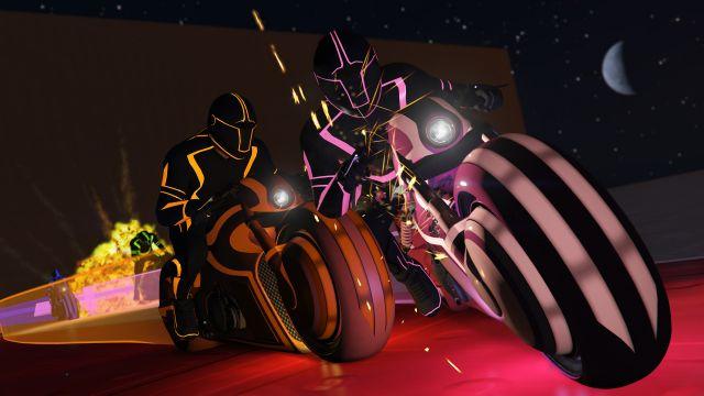 GTA V Update - New DEADLINE Mode and Shotaro Bike and more in GTA Online