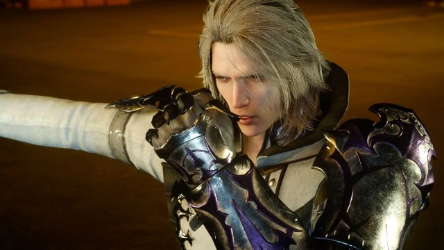Characters in Final Fantasy XV