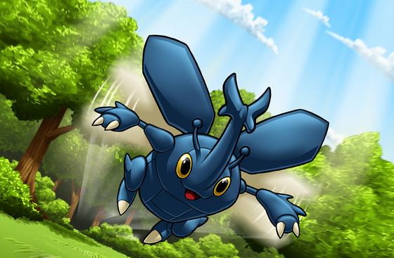 How To Find Heracross In Pokemon GO: The Tauros/Heracross Line