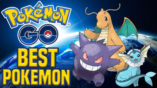 Best Pokemon In Pokemon GO Currently