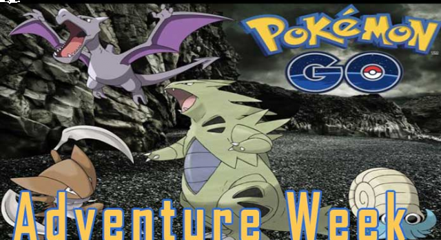 Pokemon GO Adventure Week A Bust So Far