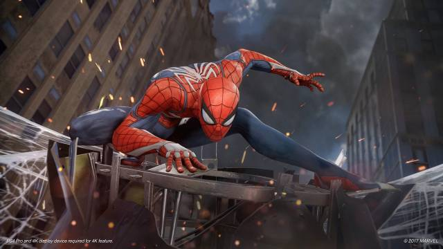 Who are the Villains in the New PS4 Spider-Man Game?