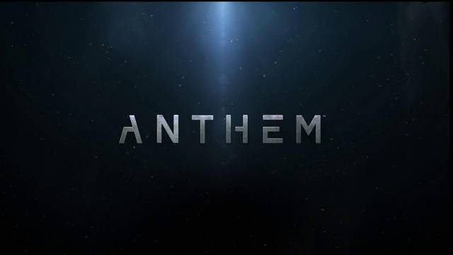 Is Anthem the Best Game at E3?